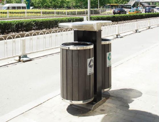 环保材料垃圾桶
